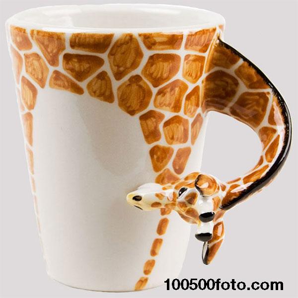 Кружка-жираф