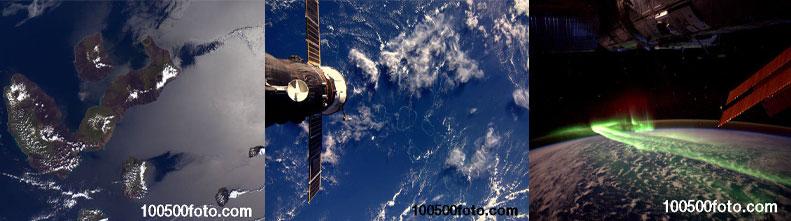 Фото нашей планеты с космоса