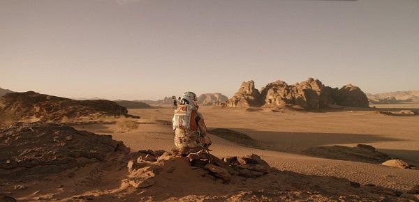 Фильмы про Марс: ТОП-5
