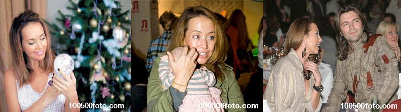 Фотографии знаменитой российской певицы Жанны Фриске, которой недавно не стало