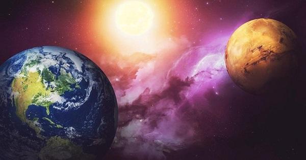 Марс - первоисточник жизни на Земле