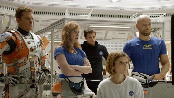 Фильмы про Марс: описание и фото