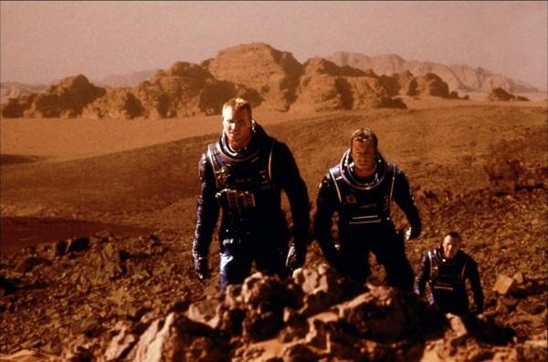 ТОП-5 фильмов про Марс