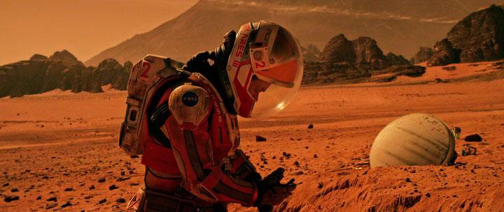 Фильмы про Марс: описание