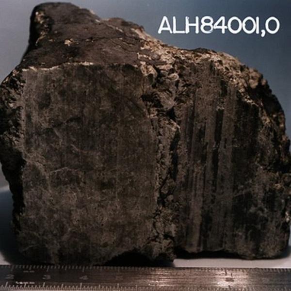 Марсианские метеориты: фото
