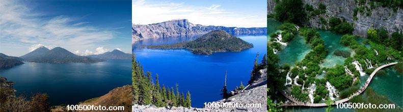 Самые красивые в мире озера