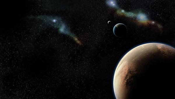 Полёт на Марс: фото