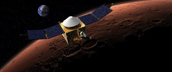 Спутники на Марсе