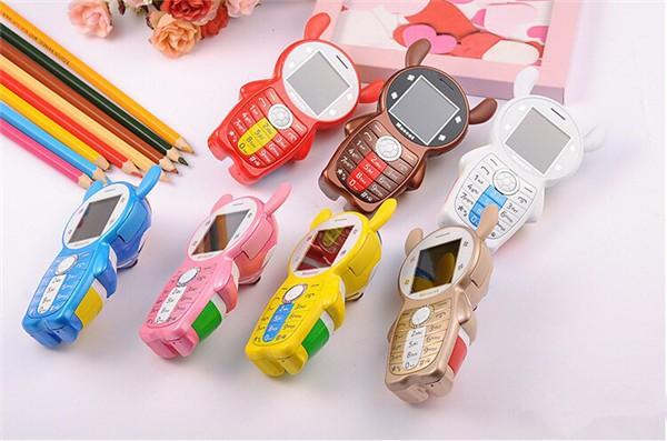 Очаровательные мишки-звонилки