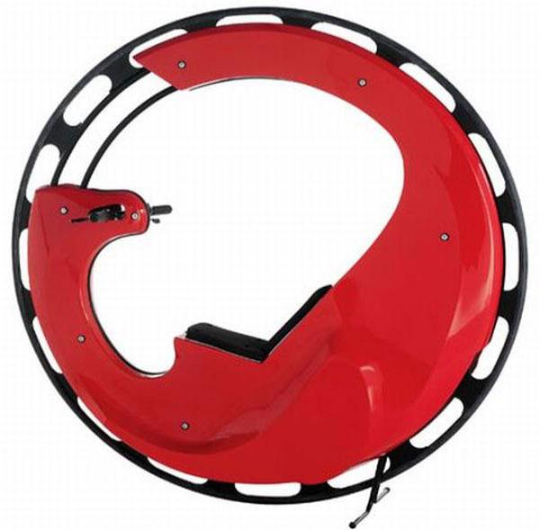 Моторизованный моноцикл