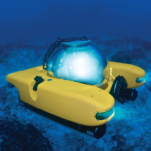 за счет чего погружается подводная лодка