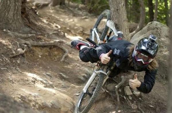 Как же все-таки «классно» кататься на велосипеде