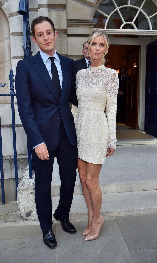Ники Хилтон со своим избранником