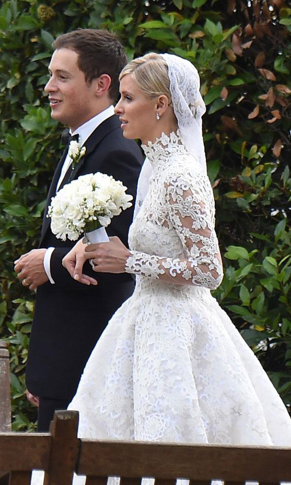 Ники Хилтон со своим мужем