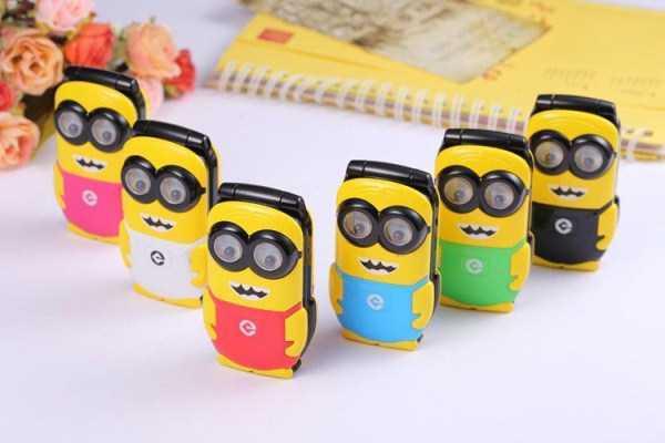 Детский телефон Minion