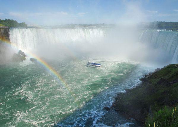 Водопад «Подкова»