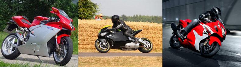 Фотографии самых быстрых в мире мотоциклов 2015