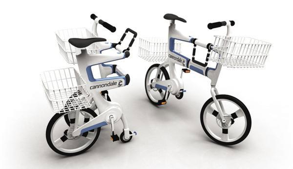 Велосипед для шоппинда