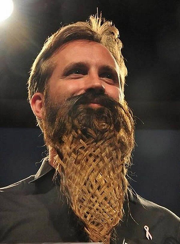 Заплетенная борода