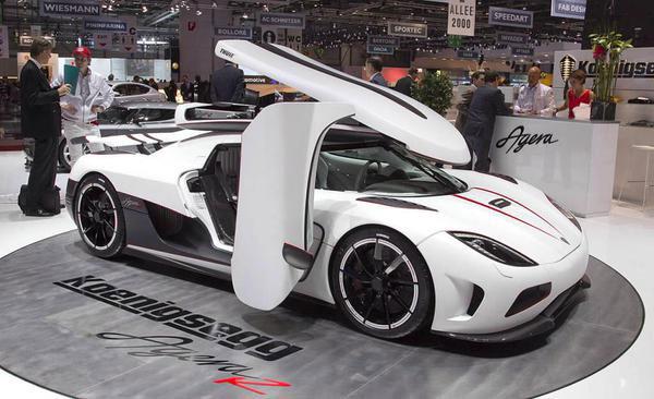 Koenigsegg Agera R 2