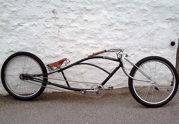 Велосипед для низких ездоков