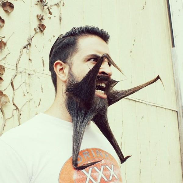 Грозная борода