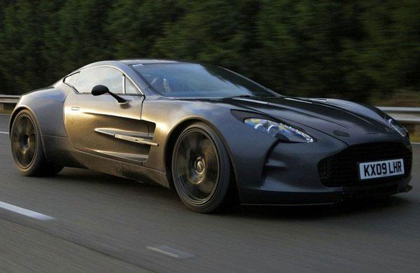 Aston Martin One 77 1