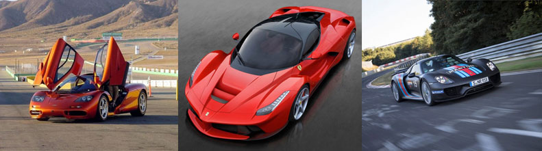 Fastest-supercars
