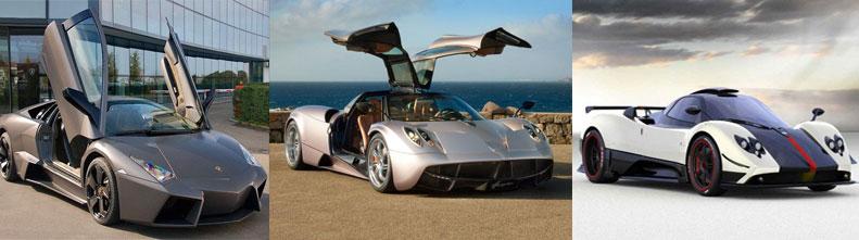 Самые дорогие автомобили в мире 2015