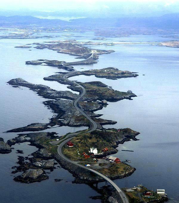 Атлантическая дорога (Норвегия)