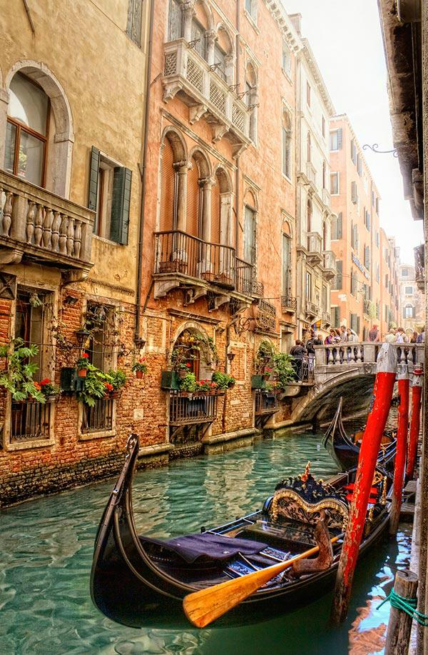 Венецианский канал (Италия)