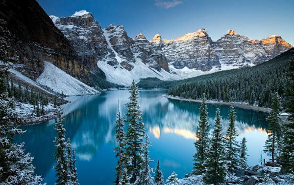 Долина «Десяти пиков» (Канада)
