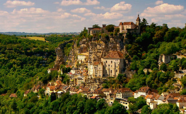 Рокамадур (Франция)