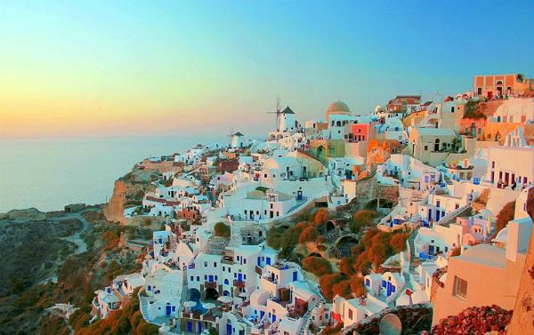 Санторини (Греция)