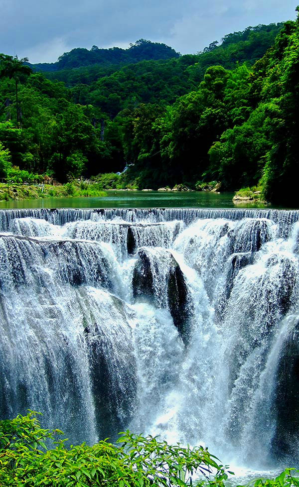 Водопад Шифэн (Тайвань)