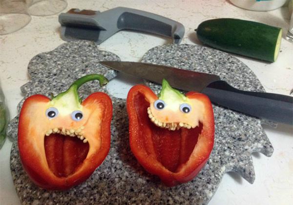 Крутые перцы