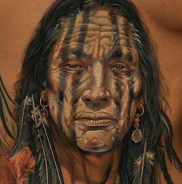 Тату апачи