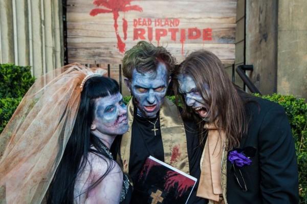 Женитьба кровожадных зомби