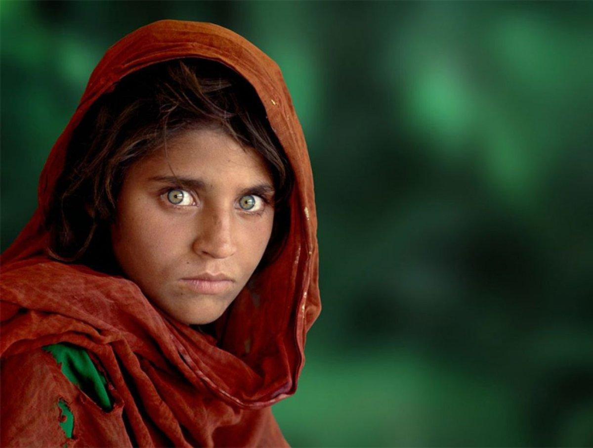 Авганская девочка