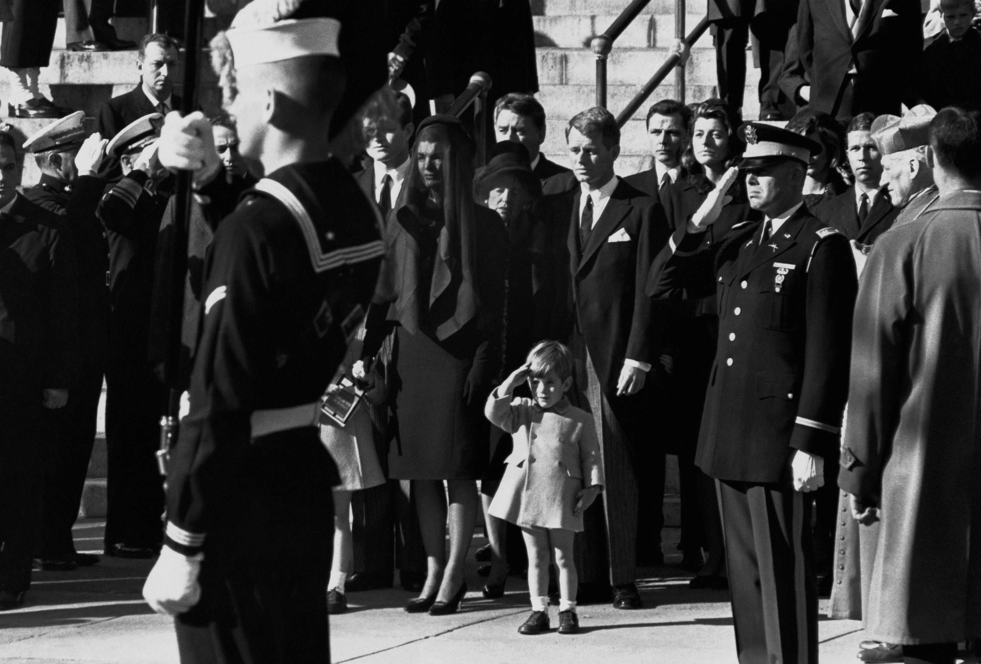 Похороны Кеннеди