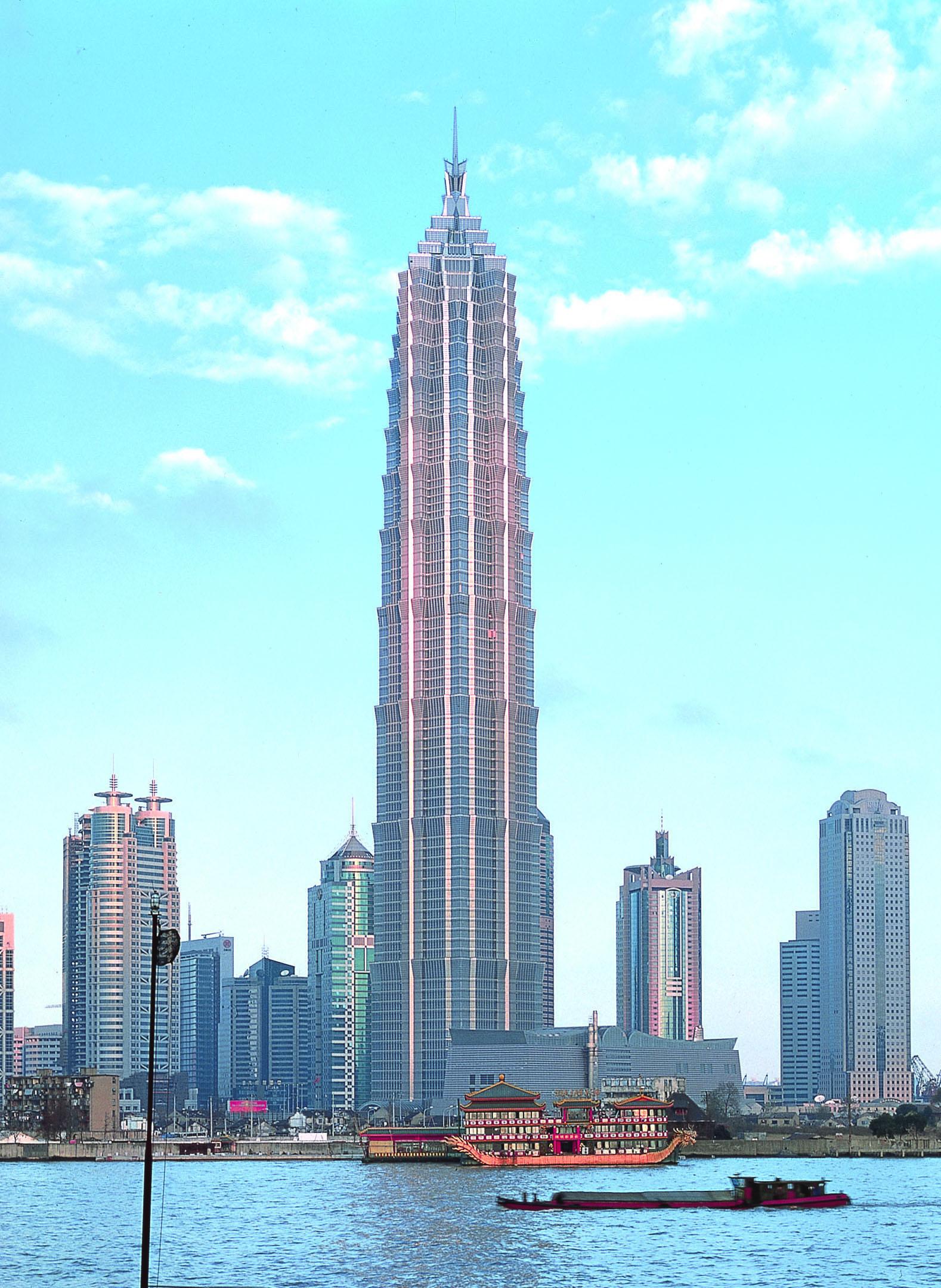 Jin Mao Tower 2