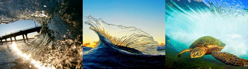Волшебные волны в работах Кларка Литтла