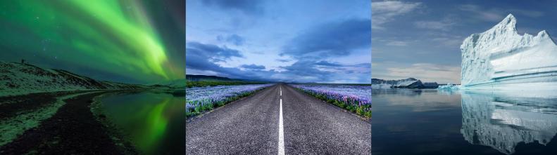 Исландия — ледяная страна вулканов и гейзеров