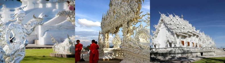 Фотографии удивительного Белого храма