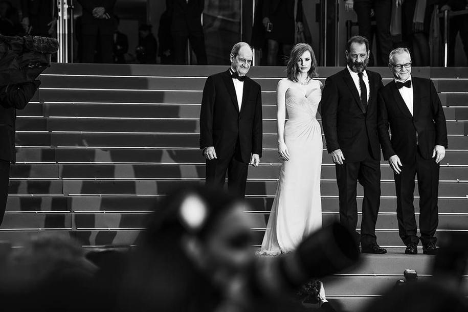 Photos Cannes film festival 2016 Vincent Desailly