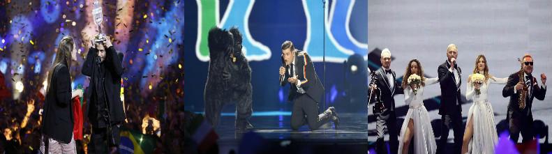 Фотографии с финала Евровидения-2017: все финалисты