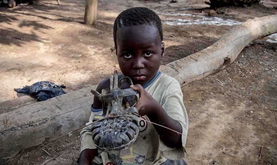 Игрушки из Бурунди