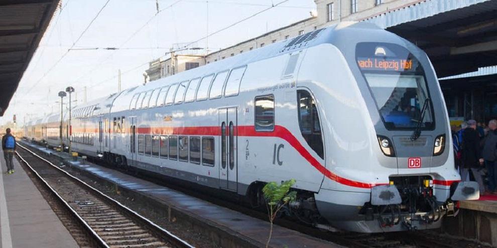 Немецкие поезда - одни из самых комфортных