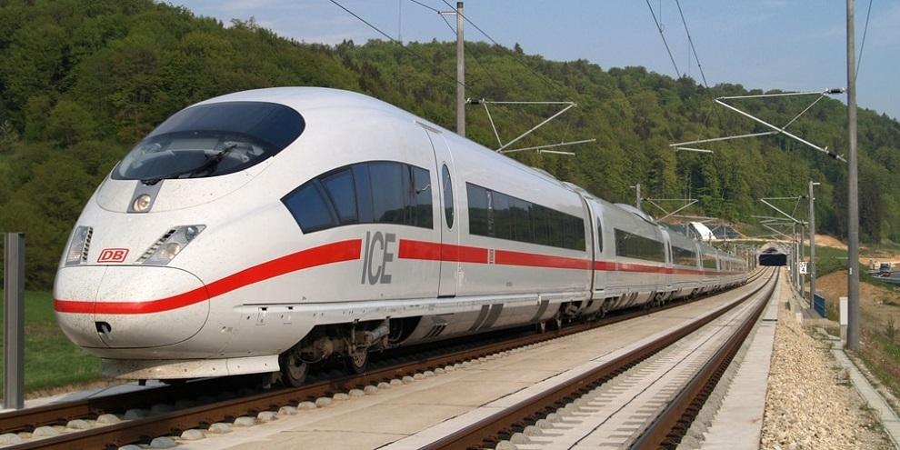 В Германии тоже комфортные железные дороги