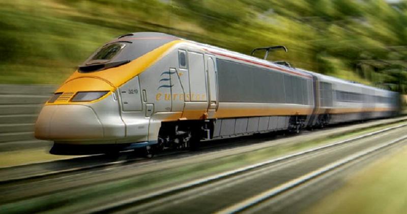 Фотографии самых лучших железных дорог Европы 2018 года